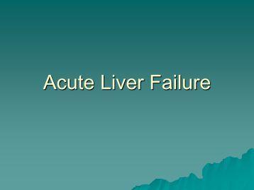 acute liver failure easl pdf