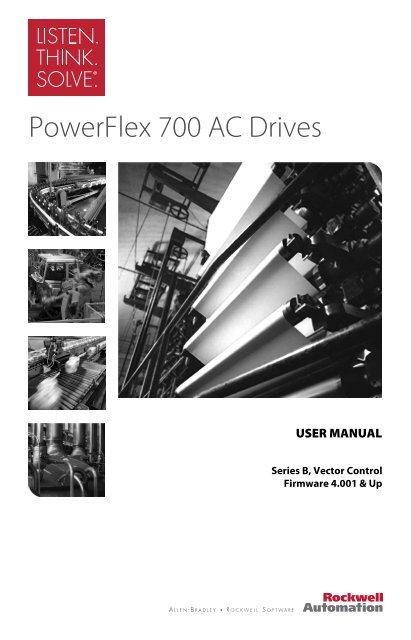 Wiring Diagram Internal Powerflex 700