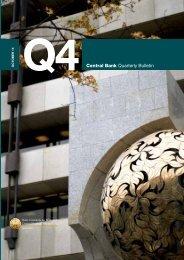 Quarterly Bulletin No. 4 2014