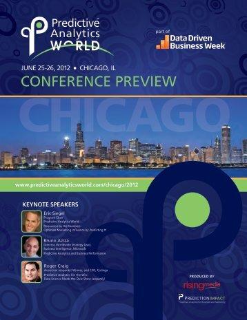 Download - Predictive Analytics World