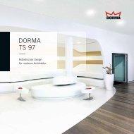 DORMA TS 97 —