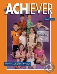 Summer 2006 - Arkansas Children's Hospital