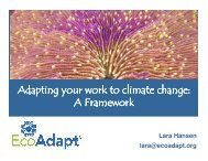 Hansen Adapting your work to climate change a framework.pdf