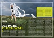 Feature: The Paper Price War (October 2010) - Ipex