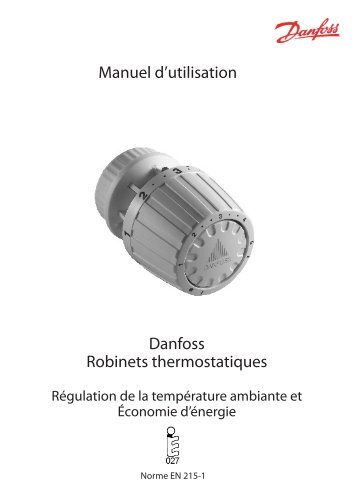 Questions Techniques Living By Danfoss Danfoss Com