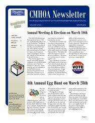 CMHOA Newsletter_10_v6n1.pub - Cat Mountain Villas ...