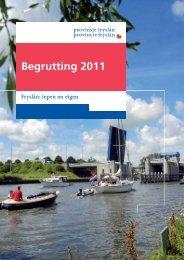 [00]Begroting 2011.pdf - Provincie Fryslân