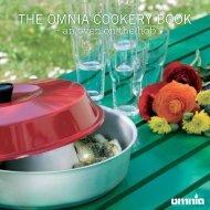 THE OMNIA COOKERY BOOK - Omnia Sweden
