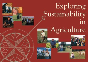 Exploring Sustainability in Agriculture - Green Building Center