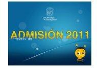 la universidad de guanajuato - Dirección de Asuntos Académicos ...