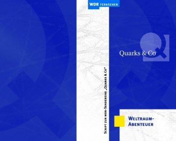 Weltraum-Abenteuer (PDF) - Wdr.de