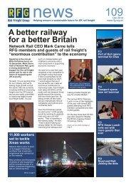 RFG News December 2014 Issue 109