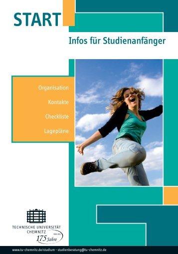Infos für Studienanfänger