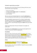 Pay As You Go Policy Document - Lifestyle Services Group Ltd - Page 3