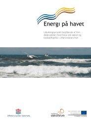 Energi på havet - PlastNet