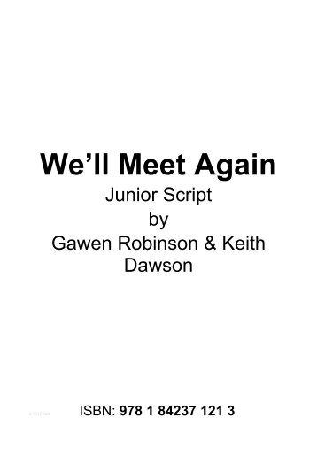 Script We'll Meet Again.pdf - Musicline