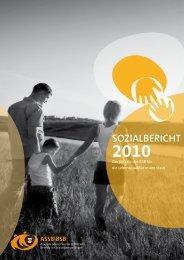 Sozialbericht 2010 - Betrieb für Sozialdienste Bozen