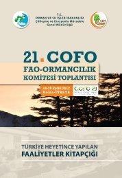 FAO Ormancılık - Çölleşme ve Erozyonla Mücadele Genel Müdürlüğü