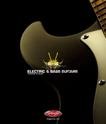 Stagg Guitars - Ultimate Music
