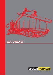 bijlage: Brochure C70L On Road - Palfinger