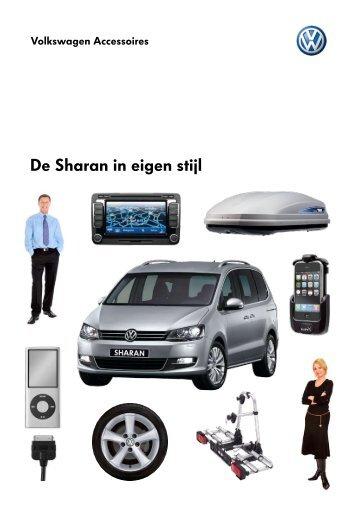 Prijslijst Volkswagen Sharan accessoires per 01-03-11.pdf - Fleetwise