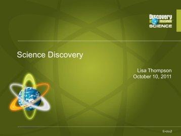 DE Science Middle School - Tech Tools