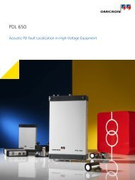 PDL 650 Brochure - firsttech.ro