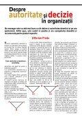 INTELLIGENCE INTELLIGENCE - Serviciul Român de Informaţii - Page 7