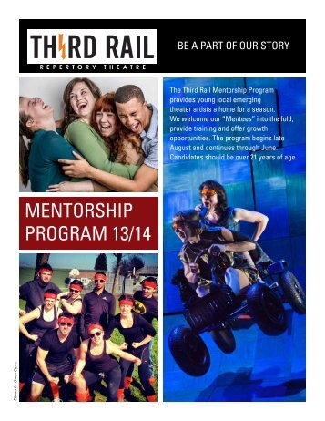 right click here - Third Rail Repertory Theatre