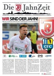 WIR SInD DER JAhn! - SSV Jahn Regensburg