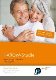 Kurzfassung des Zwischenberichts 2011 - HAROW