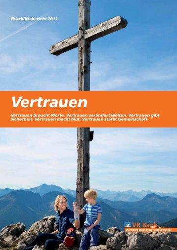 Geschäftsbericht - VR Bank Starnberg-Herrsching-Landsberg eG