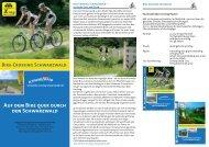 Bike-Crossing im Schwarzwald - St. Peter