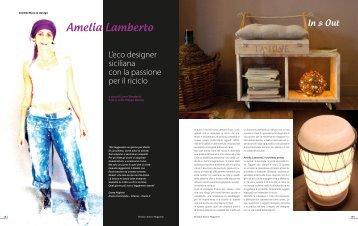 Amelia Lamberto - Edizioni Rendi srl