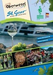 Gastgeberverzeichnis (Host directory ... - St. Goar