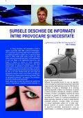 Revista Intelligence - numărul 14, decembrie 2008 - Serviciul ... - Page 6
