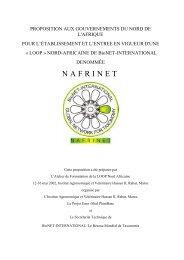 NAFRINET - BioNET