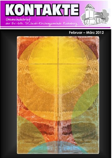 Februar – März 2012 - St. Jacobi