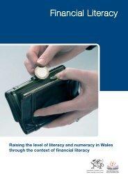 Financial Literacy - Learning Wales
