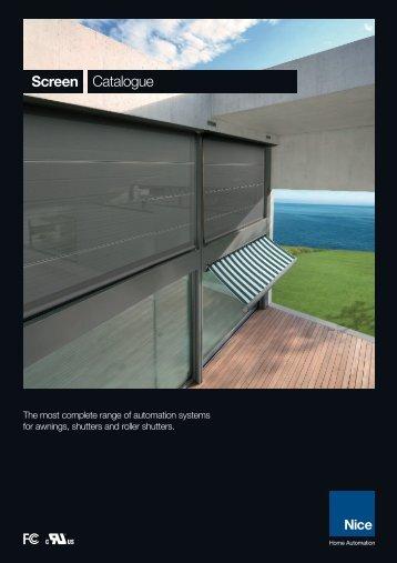 Screen Catalogue