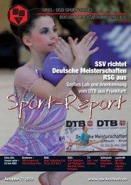 SSV richtet Deutsche Meisterschaften RSG aus - und Sportverein ...