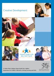 Creative Development - Digital Education Resource Archive (DERA)