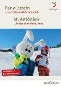 Pany-Luzein St. Antönien - St. Antönien Tourismus - Seite 2