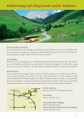 Pany-Luzein St. Antönien - St. Antönien Tourismus - Seite 6