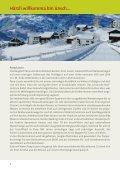 Pany-Luzein St. Antönien - St. Antönien Tourismus - Seite 7