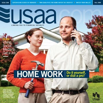 Home Work - USAA