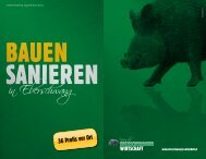 Bauen&Sanieren;.pdf(6MB) - Wirtschaft Eberschwang