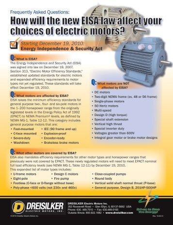 to download - Dreisilker Electric Motors