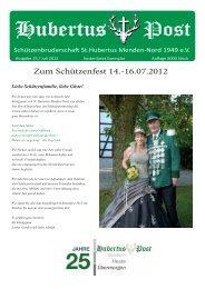 Seite 1Titelseite.indd - St. Hubertus Menden