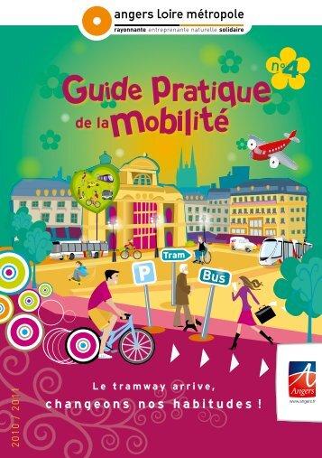 Guide pratique de la mobilité - Angers Loire Métropole